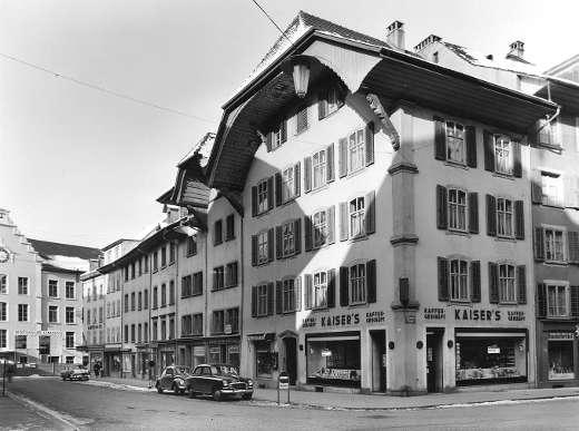 Kaffee Kaiser, 1957