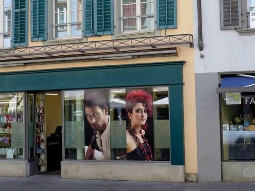 Rathausgasse 19, Aarau, 14.7.2015. Foto: Martin Kundert