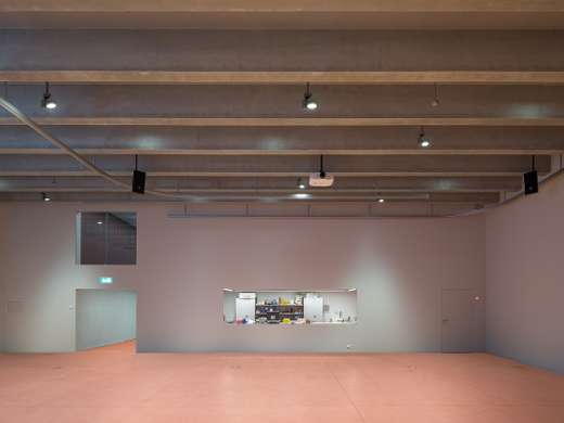 Stadtmuseum - Raum Film+Foto, 2.UG
